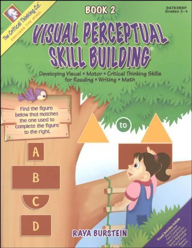 Visual Perceptual Skill Building, Book - Building Visual Perceptual Skill