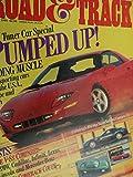1995 Dodge Avenger ES / BMW 540i / Cadillac Seville STS / Infiniti Q45 / Lexus LS 400 / Lincoln Continental / Mercedes Benz E420 E 420 Road Test