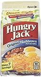 Hungry Jack Premium Hashbrown Potatoes 4.2 oz (Pack of 8)