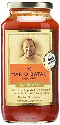 Mario Batali Marinara Pasta Sauce 24 oz.