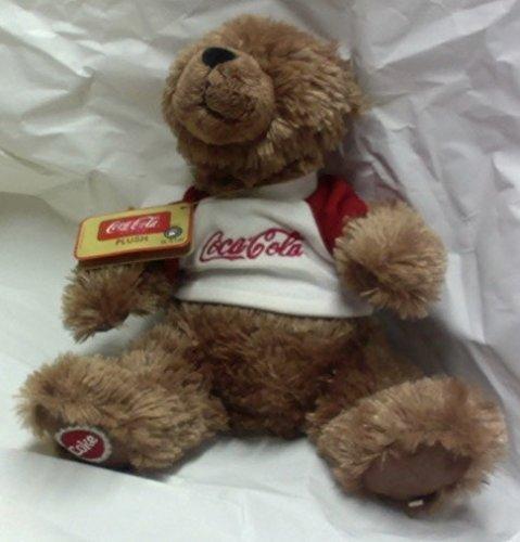 Charles - the Coca-Cola Plush Bear by Boyds Coca Cola Boyds Bears