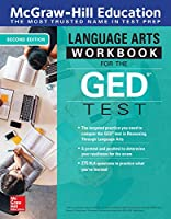 McGraw-Hill Education Language Arts Workbook for the GED Test, 2nd Edition Front Cover