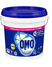 Laundry Powder OMO Top Front Loader 8kg Washing Detergent Concentrate Stain Wash