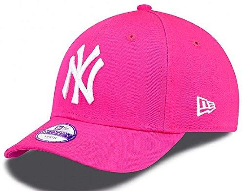 New Era New York Yankees Strapback Cap 9forty Kappe Basecap(Pink ... e61fd54c892e