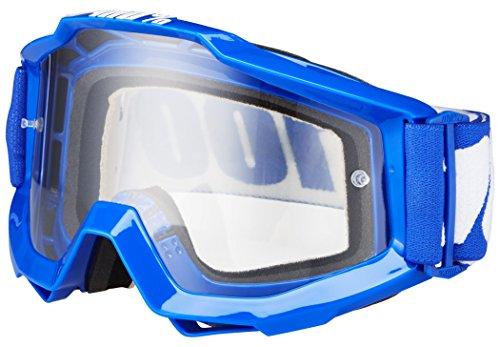 100% - Masque 100% Accuri Reflex Blue Ecran Clair Unicolor
