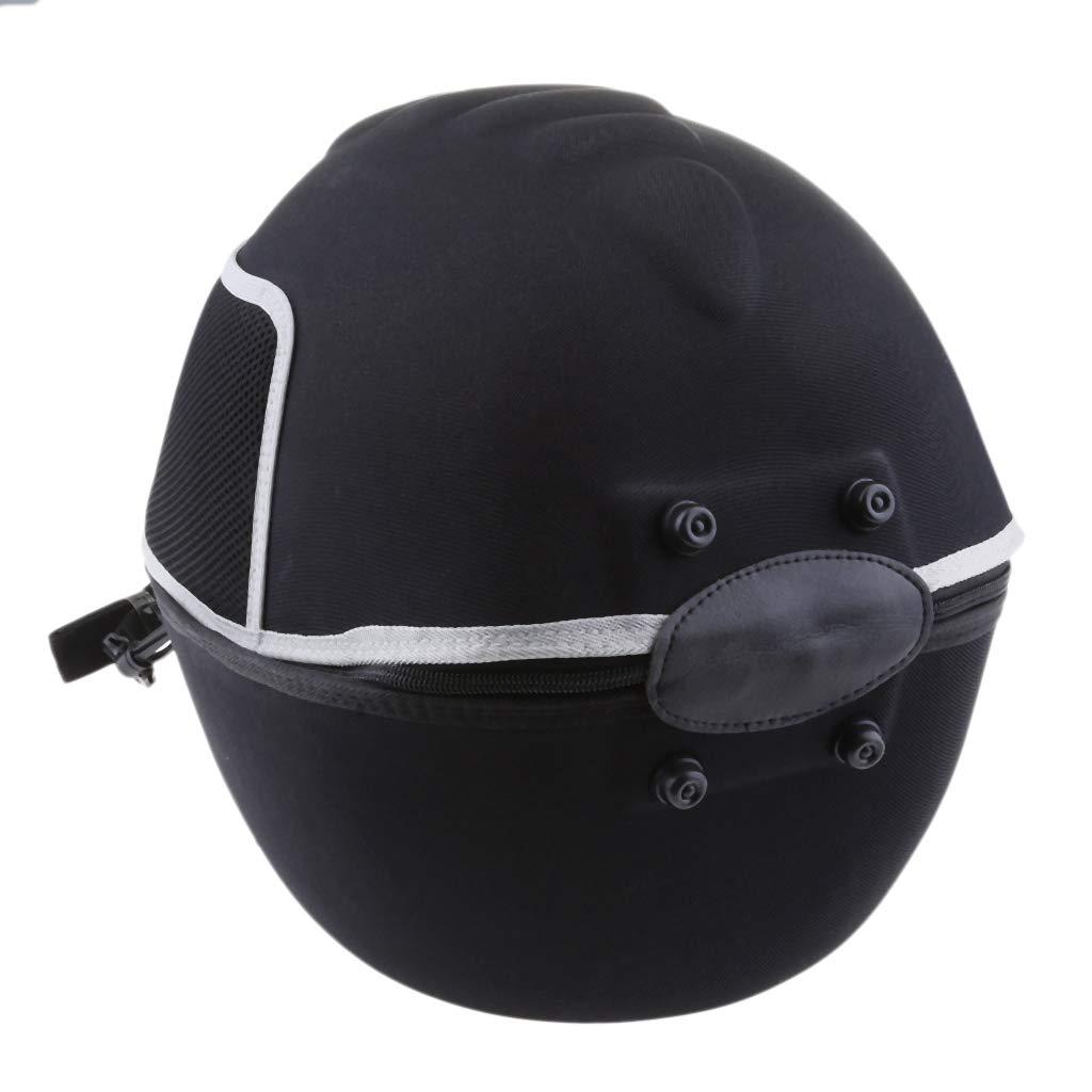 Wei/ße Linien s B Blesiya 1 St/ück Motorrad Hinten Motorrad Freien Taschen Gep/äck-Helmtasche Reisetasche R/ücksitz Tasche Wasserdicht Schulter Tragetasche