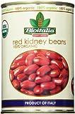 Bioitalia Red Kidney Beans, 14 Ounce (Pack of 12)