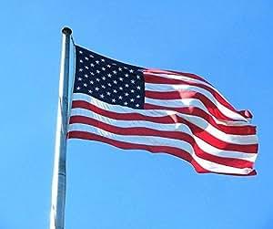 Bandera de los Estados Unidos y # x2605; 100% American Made Us bandera & # x2605;-calidad nosotros banderas estrellas bordadas y cosido rayas–envío gratuito para Prime miembros y Amazon a a z garantía. Nosotros banderas 3x 5pies por Grace Alley. Esta la bandera americana con nosotros bandera código