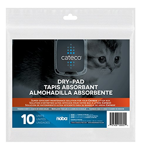 Cateco CAT DRY PAD10 Dry Pads 10 Pack product image