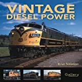 Vintage Diesel Power, Brian Solomon, 0760337950