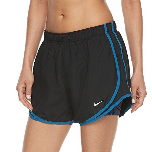 Nike Womens Dry 2-In-1 Tempo Running Shorts (Small)