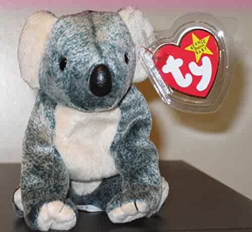 34246c86ab4 Ty Beanie Baby ~ EUCALYPTUS the Koala Bear ~ MINT with MINT TAGS ~ RETIRED