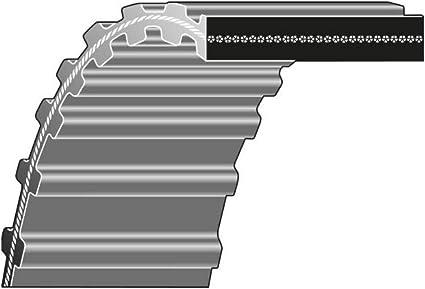 Bulktex ® correa dentada tractor de césped doble diente correa adecuado agrostroj Castel Sabo