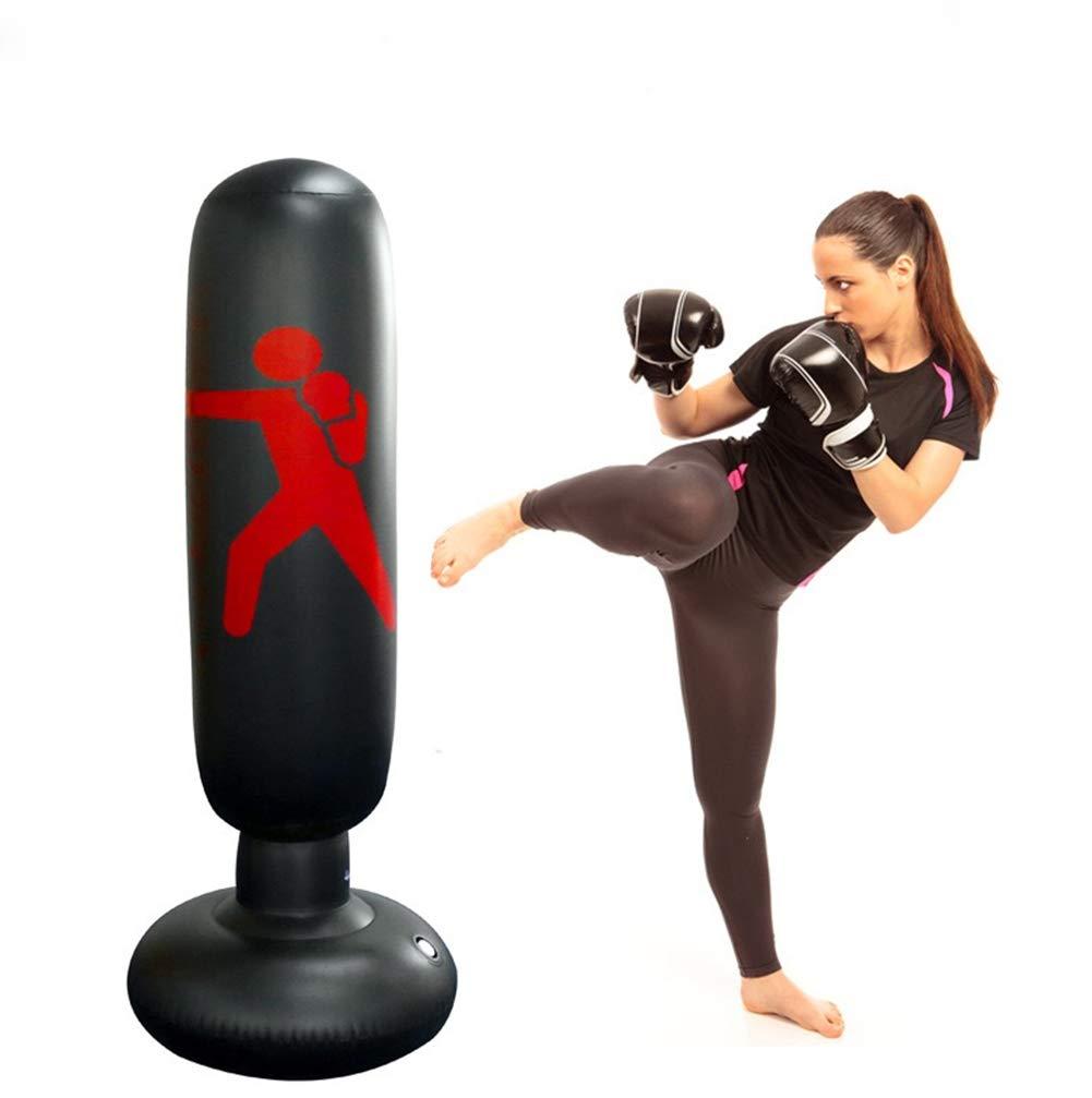 AILUOR Negro Saco de Boxeo 160 cm