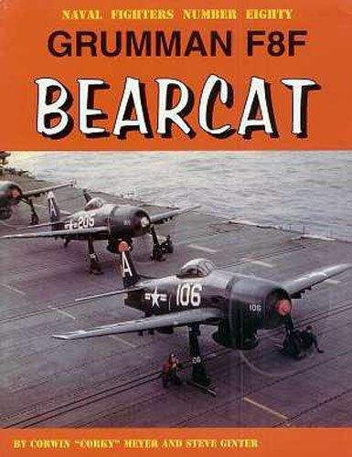 Grumman F8F Bearcat (Naval Fighters)