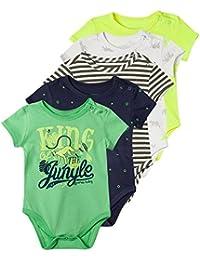 Baby Boy New Born Jumpusit Onesie Premmie Clothes Pack Ropa Para Bebes