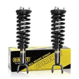 Front Pair Complete Quick Strut Assembly Shock Absorber f...