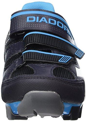 Diadora X Trivex II - Zapatillas de Ciclismo Unisex Adulto Negro (Negro/white6041)