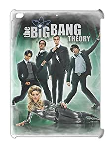 Big Bang Theory Poster iPad air plastic case
