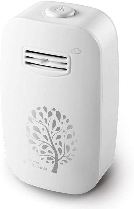 lzndeal Limpiador de Aire casero del generador del Ion Negativo del purificador del Aire del anión para la purificación del Polvo del Humo: Amazon.es: Hogar