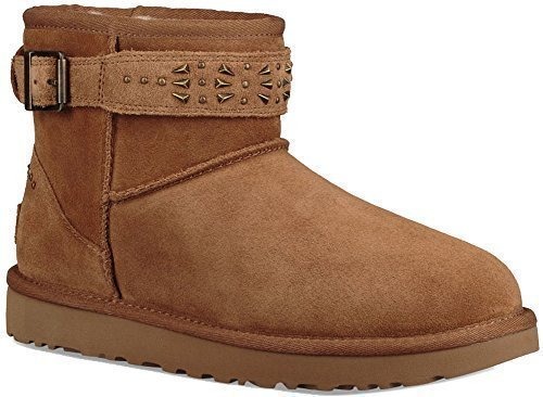 UGG Women's Jadine Boot Chestnut Size 5 B(M) US