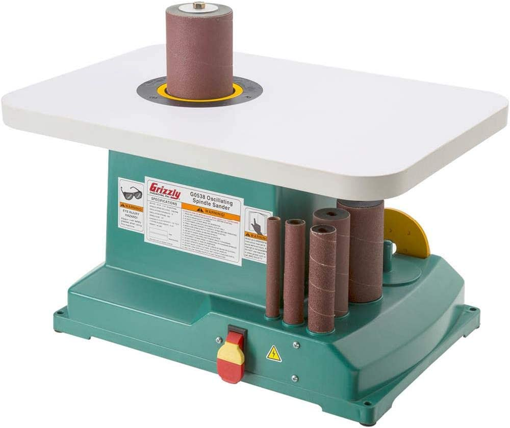Grizzly G0538 Spindle Sanders product image 2