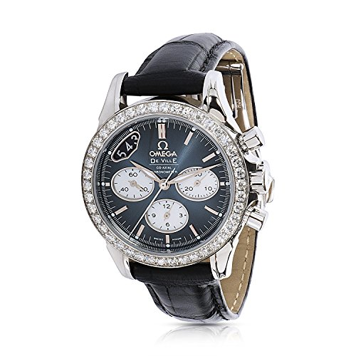 Omega-DeVille-swiss-automatic-womens-Watch-42218355006001-Certified-Pre-owned