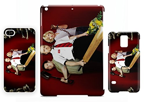 Shaun of the Dead iPhone 4 / 4S cellulaire cas coque de téléphone cas, couverture de téléphone portable