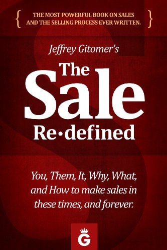 The Sale Re-defined