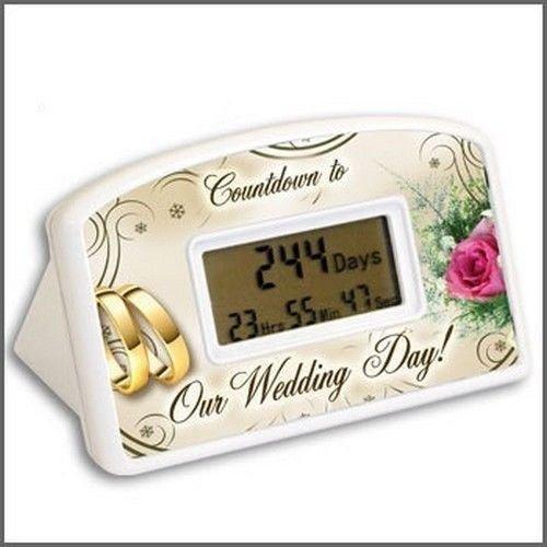 BigMouth Inc Countdown Timer Wedding