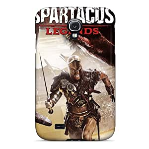 Premium Spartacus Legends Game Heavy-duty Protection Case For Galaxy S4