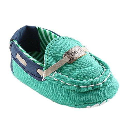 Leap Frog  Loafer Shoes,  Baby, Jungen Halbschuhe Grün