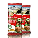 (Pack of 2) Dogsee Chew Long Bars; Himalayan Dental Chews for Labradors and Retrievers 200 g