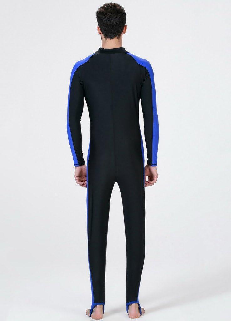 Amazon.com: Fashion traje de neopreno OUO de manga larga ...
