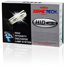 Zone Tech HID Xenon Premium Headlight Conversion Kit H11 6000K