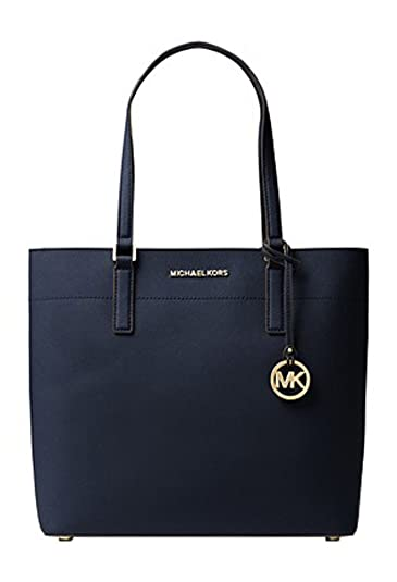 Top Handle Handbag, Admiral Blue, Leather, 2017, one size Michael Kors