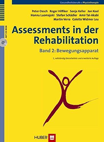 Assessments in der Rehabilitation: Band 2: Bewegungsapparat