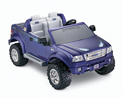 fisher price power wheels ford f 150 blue buy online in uae toy products in the uae see. Black Bedroom Furniture Sets. Home Design Ideas