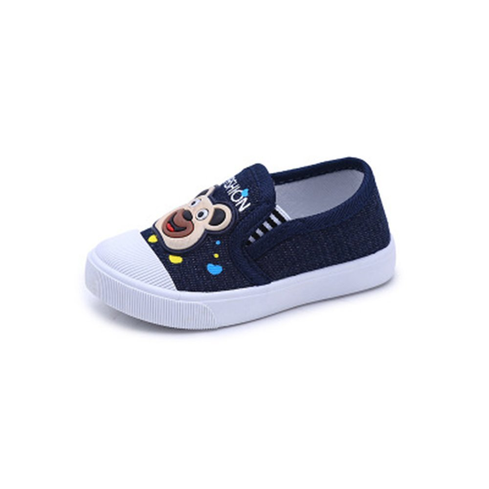 coloing Toddler//Little Kid Boys Girls Soft Synthetic Leather Loafer Boat-Dress Shoes