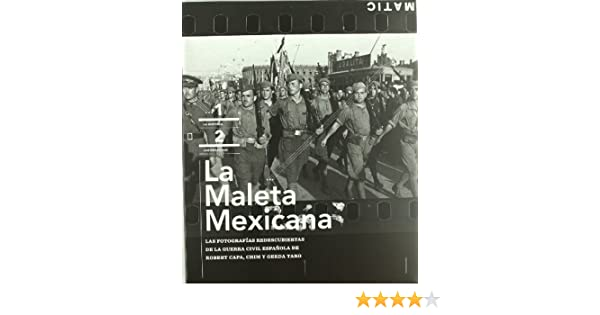 MALETA MEXICANA, LA (2 VOL.): R. TARO, GERDA Y SEYMOUR, D CAPA: 9788415303275: Amazon.com: Books