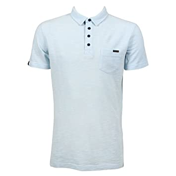 Quiksilver Shd - Camiseta Tipo Polo para Hombre, Color: ANGEL ...
