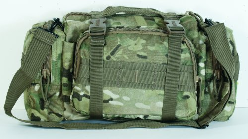 VooDoo Tactical 15-8127082000 Enlarged 3-Way Deployment Bag,