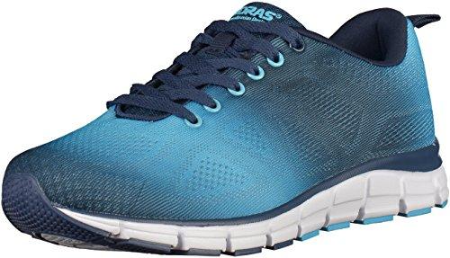 Blau Schwarz Sneaker Boras Übergrößen in Herren Schuhe qUBxYxOp