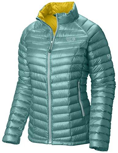 Mountain Hardwear Women's Ghost Whisperer Down Jacket, Spruce Blue, L