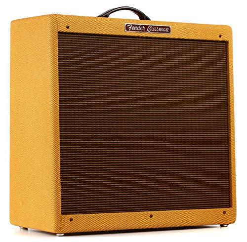 (Fender '59 Bassman LTD 50-Watt 4x10-Inch Tube Bass Combo Amp)