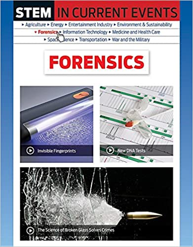 Descargar libros en ipad 3 Forensics (Stem in Current Events) by John Perritano 1422235920 (Literatura española) PDF