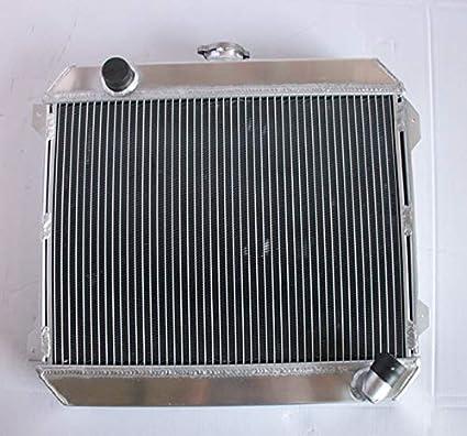 Amazon com: MONROE RACING U0118 3 core aluminum radiator for