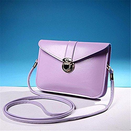 Phone H Messenger Single Faux Handbag Leather Coin Shoulder Bag Fashion Purse BnOqH5