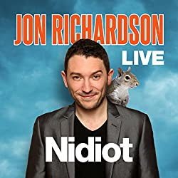 Jon Richardson Live - Nidiot