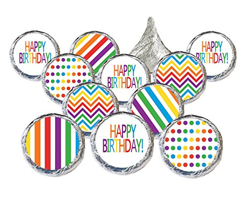 rainbow-birthday-party-decoration-stickers-for-hershey-kisses-set-of-324
